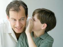 父母如何与性格内向孩子沟通